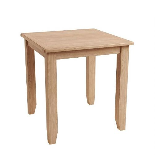 Gailey Oak Fixed Top Dining Table